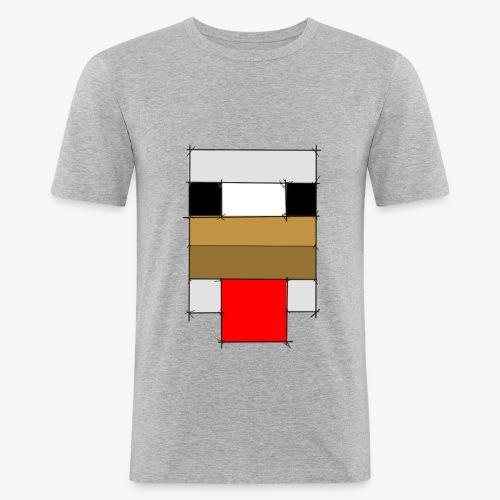 I LOVE YOU Cot Cot - T-shirt près du corps Homme