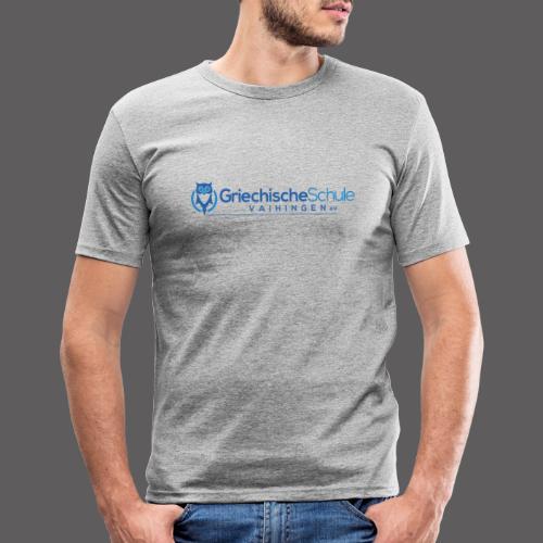 Griechische Schule Vaihingen e.V. - Männer Slim Fit T-Shirt