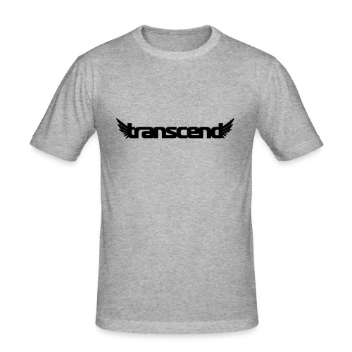 Transcend Bella Tank Top - Women's - White Print - Men's Slim Fit T-Shirt