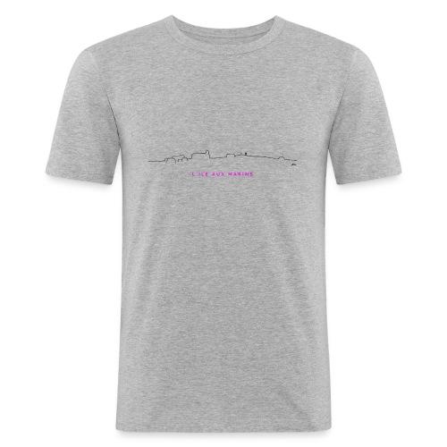 aLIX aNNIV - T-shirt près du corps Homme