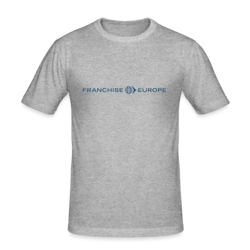 Franchise Europe t-shirt - Men's Slim Fit T-Shirt