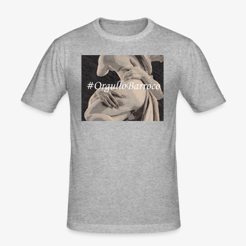 #OrgulloBarroco Proserpina - Camiseta ajustada hombre