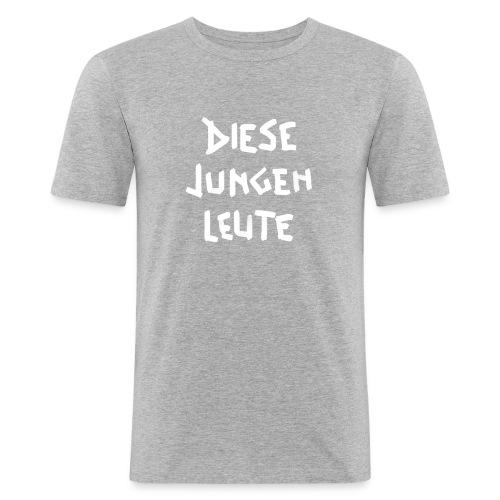 bento Shirt - Männer Slim Fit T-Shirt