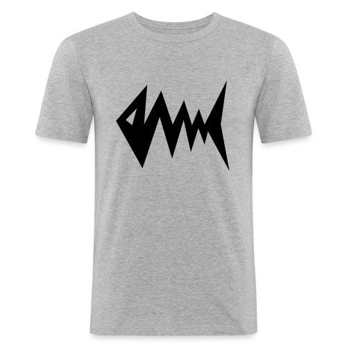 Blitzfisch - Männer Slim Fit T-Shirt