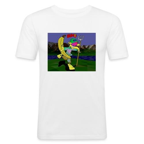 Bruno II - Slim Fit T-skjorte for menn
