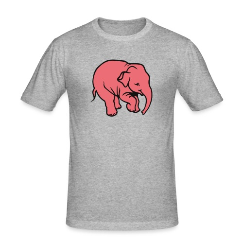 DT olifant - slim fit T-shirt