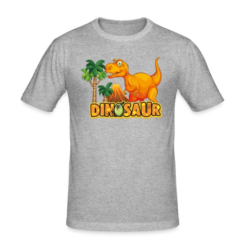 My Friend Dino - Camiseta ajustada hombre