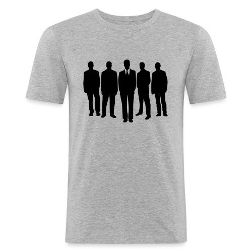 Showboys - Men's Slim Fit T-Shirt