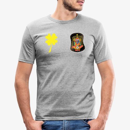 Trébol de la suerte CEsp - Camiseta ajustada hombre