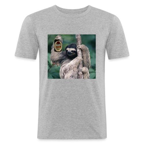 dovendyr - Herre Slim Fit T-Shirt