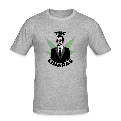 Classic THC - Men's Slim Fit T-Shirt