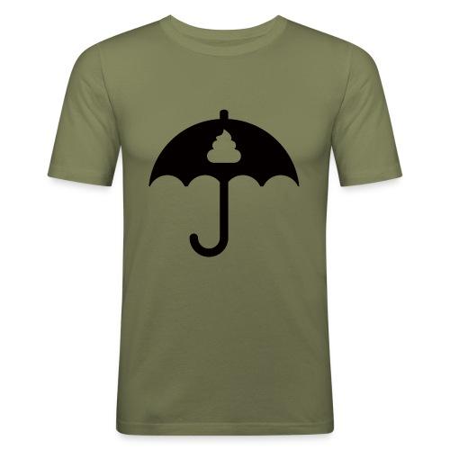 Shit icon Black png - Men's Slim Fit T-Shirt