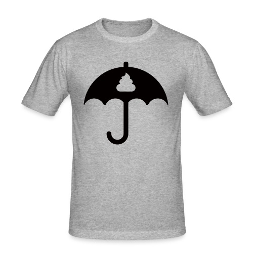 Shit icon Black png - Men's Slim Fit T-Shirt