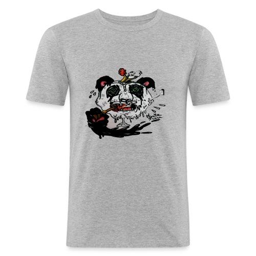 I m a bear? - Maglietta aderente da uomo