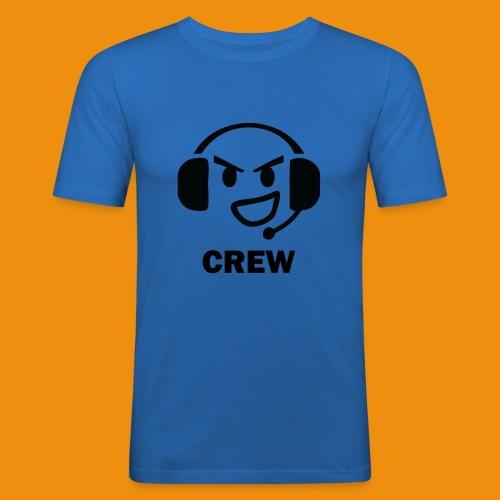 T-shirt-front - Herre Slim Fit T-Shirt