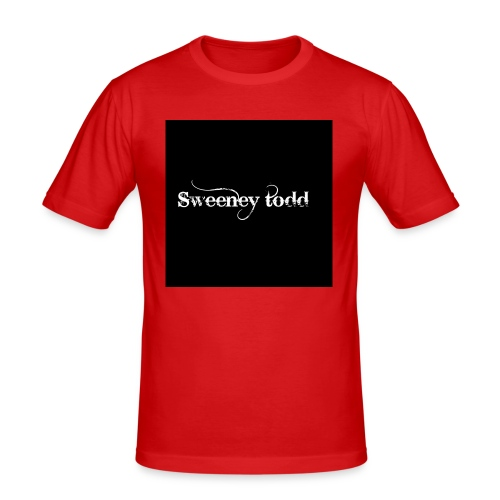 Sweney todd - Herre Slim Fit T-Shirt