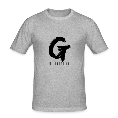 De Greggies - Sweater - Mannen slim fit T-shirt