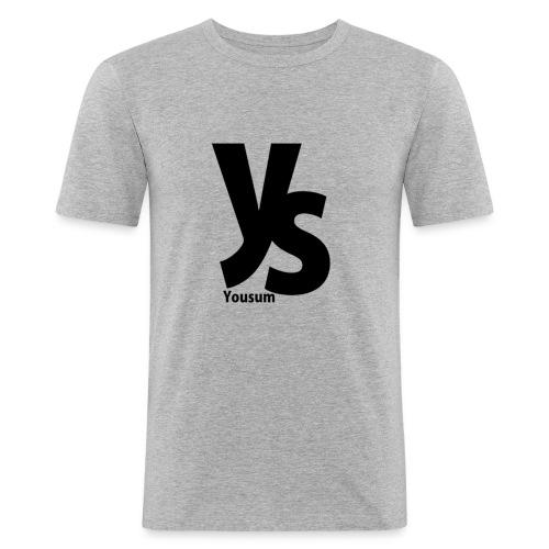 Yousum shirt - Mannen slim fit T-shirt