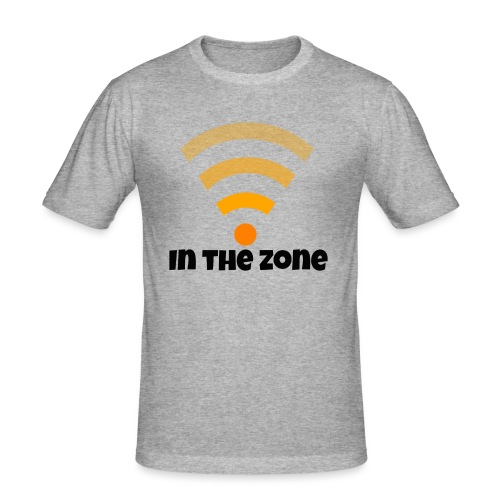 In the zone women - Men's Slim Fit T-Shirt