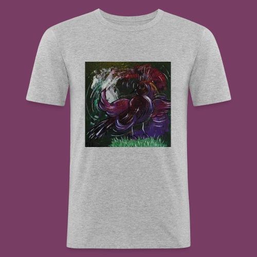 Fantasifugl - Herre Slim Fit T-Shirt