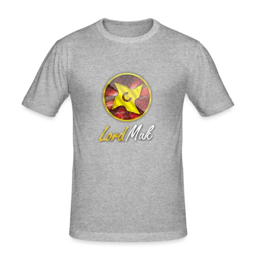 LordMuk shirt - Herre Slim Fit T-Shirt