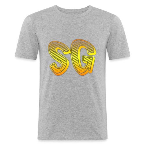 SG Bambino - Maglietta aderente da uomo