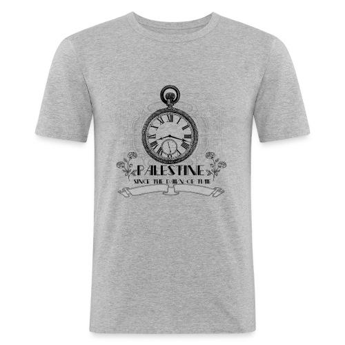 Camiseta Palestine, since the dawn of time - Camiseta ajustada hombre