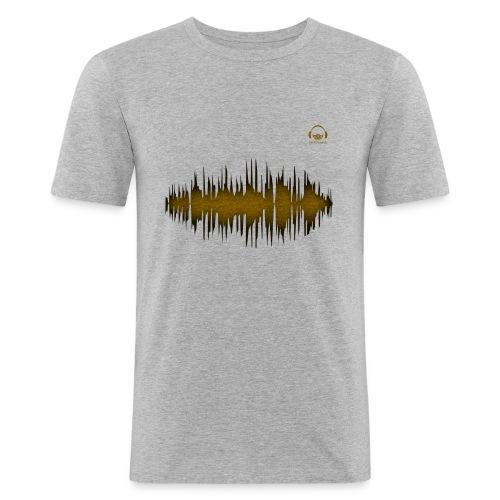 Sonido Tarifa - Camiseta ajustada hombre
