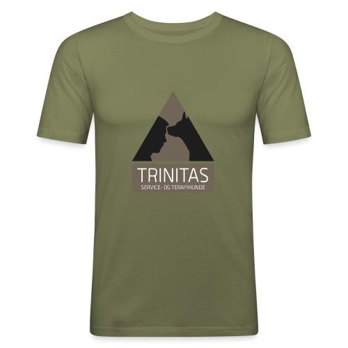 Trinitas Nøglesnor - Herre Slim Fit T-Shirt