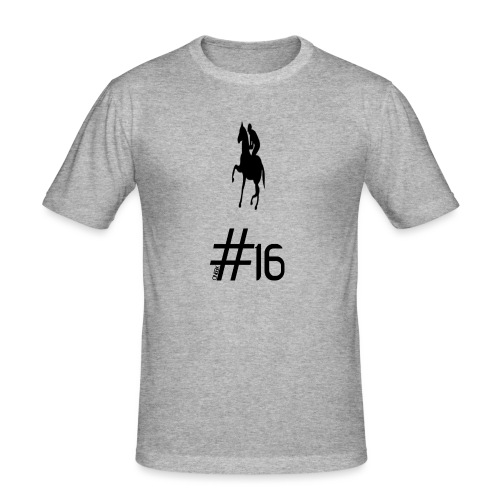 Polo Big OS - Mannen slim fit T-shirt