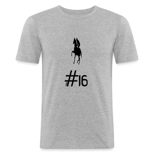Polo Big OS - slim fit T-shirt