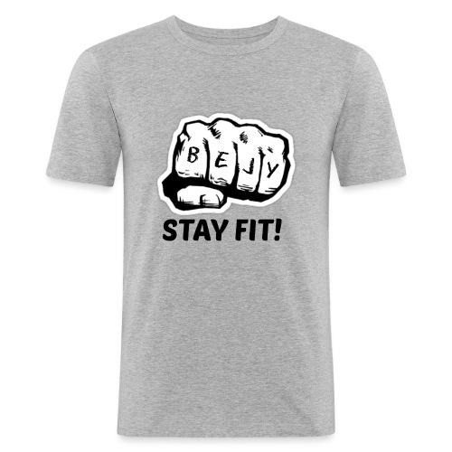 Sport tøj - Herre Slim Fit T-Shirt