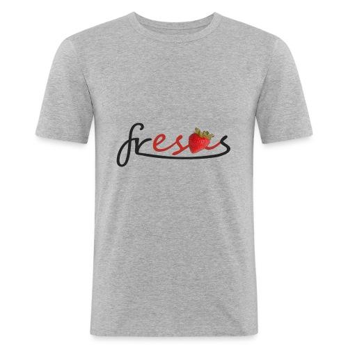 fresa - Camiseta ajustada hombre