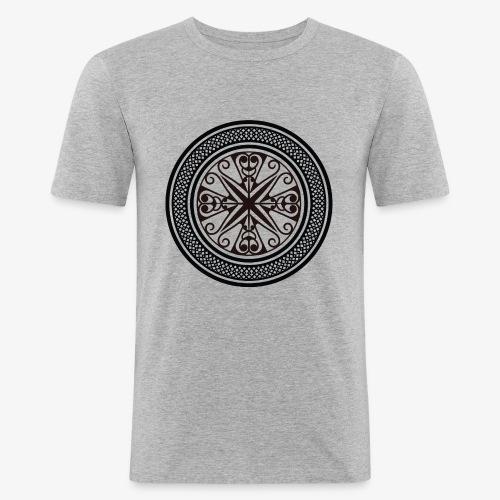 Tribal 3 - Men's Slim Fit T-Shirt