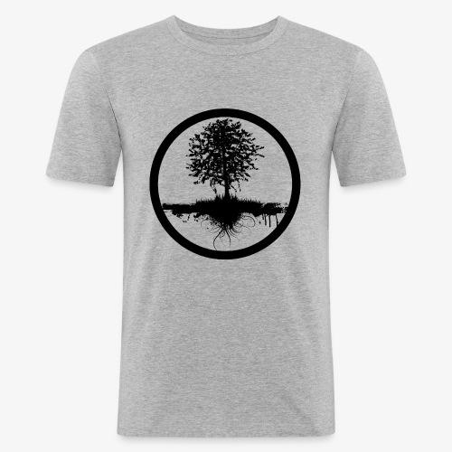 circletree - Men's Slim Fit T-Shirt