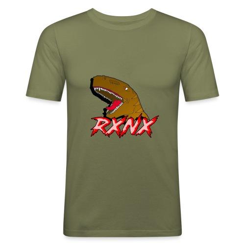 T-SHIRTEX - Maglietta aderente da uomo
