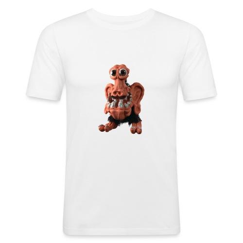 Very positive monster - Men's Slim Fit T-Shirt