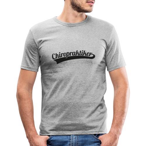 Chiropraktiker (DR20) - Männer Slim Fit T-Shirt
