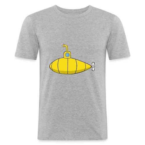 Submarine - Camiseta ajustada hombre