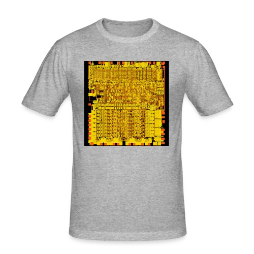 6502 - Männer Slim Fit T-Shirt