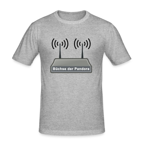 Büchse der Pandora - Männer Slim Fit T-Shirt