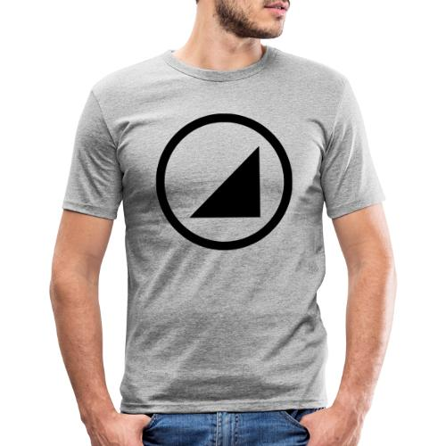 bulgebull marca oscura - Camiseta ajustada hombre