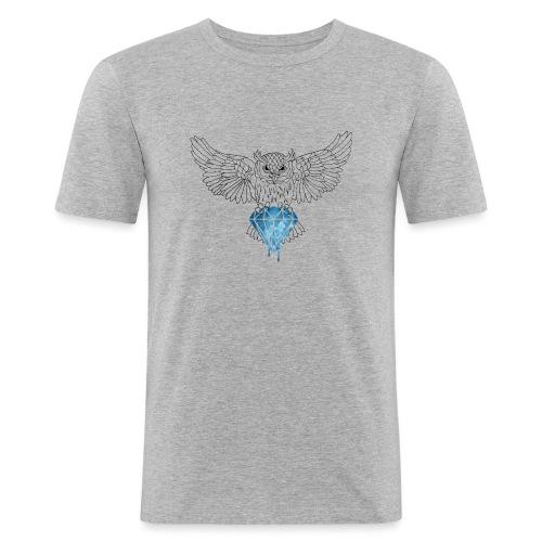 Dynamic Royal Owl-Tanktop - Slim Fit T-shirt herr