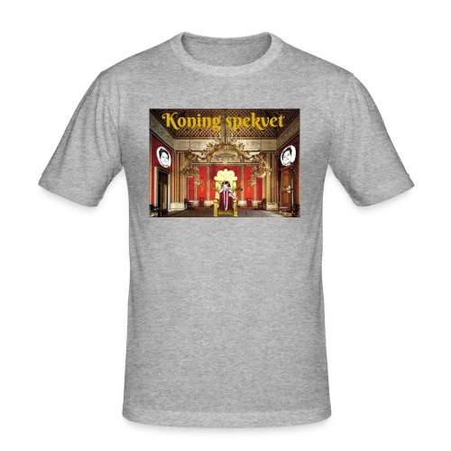 Koning Spekvet - Mannen slim fit T-shirt