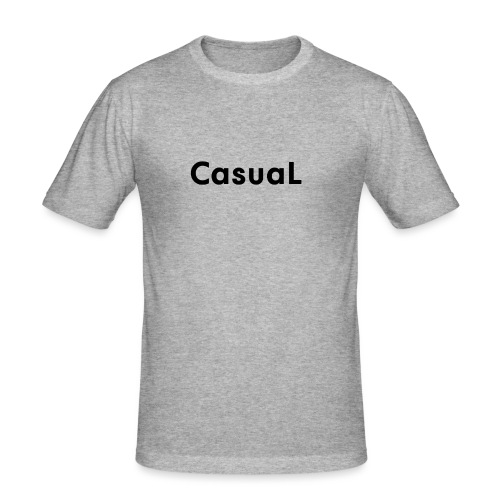 casual - Men's Slim Fit T-Shirt