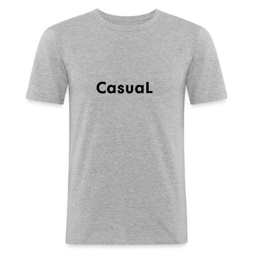 casual - Men's Slim Fit T-Shirt