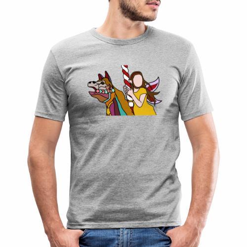 Fairies - Men's Slim Fit T-Shirt