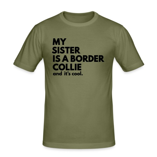 MSB_TEE_SISTER - T-shirt près du corps Homme