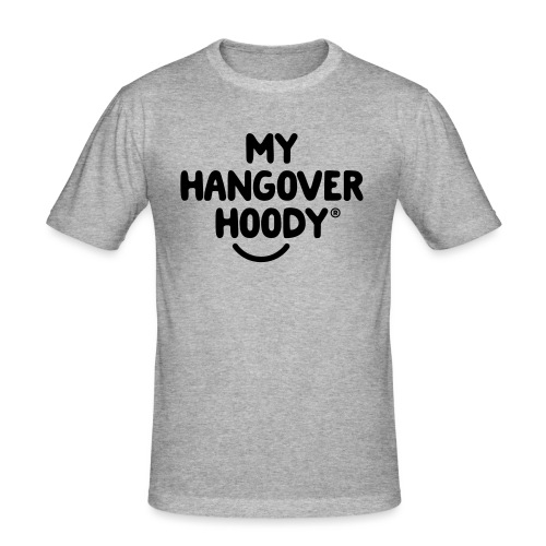 The Original My Hangover Hoody® - Men's Slim Fit T-Shirt