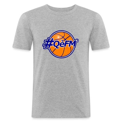 #QèFM2_7 - Maglietta aderente da uomo